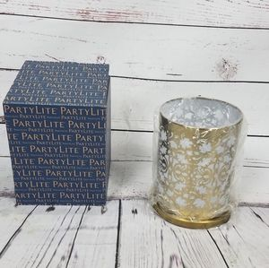 New in box partylite candle holder.